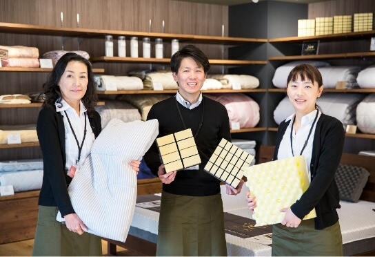 名古屋平針店のスタッフ
