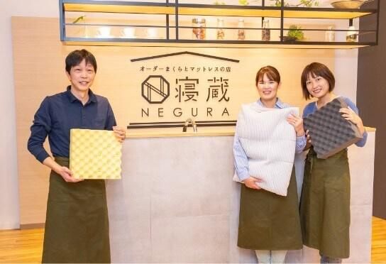 名古屋西店のスタッフ