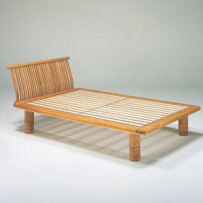 新高間 ベッド 無垢材 頑丈 高さ調整 愛知 名古屋