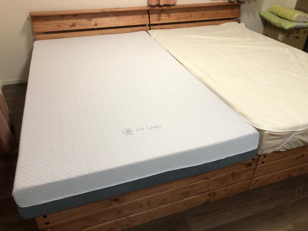 ベッドフレーム 無垢材 天然木 愛知 名古屋 西尾