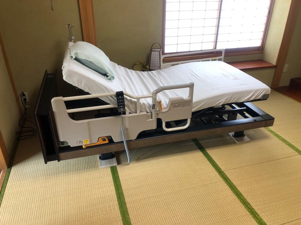 インタイム1000 愛知 名古屋 天白 電動ベッド