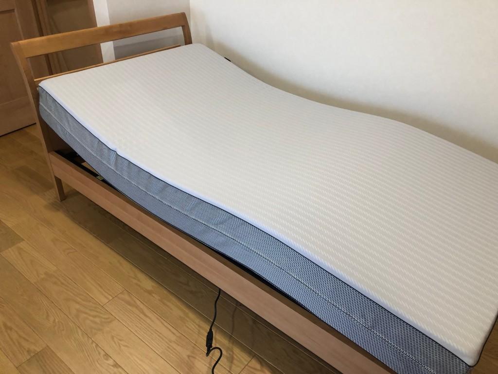FITLABO 電動リクライニングベッド オーダーマットレス 腰痛 快眠