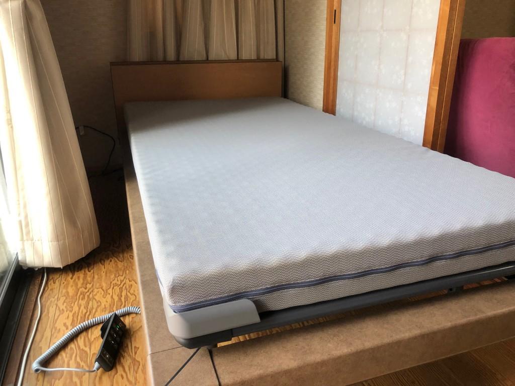 パラマウントベッド インタイム1000 電動ベッド 愛知 名古屋