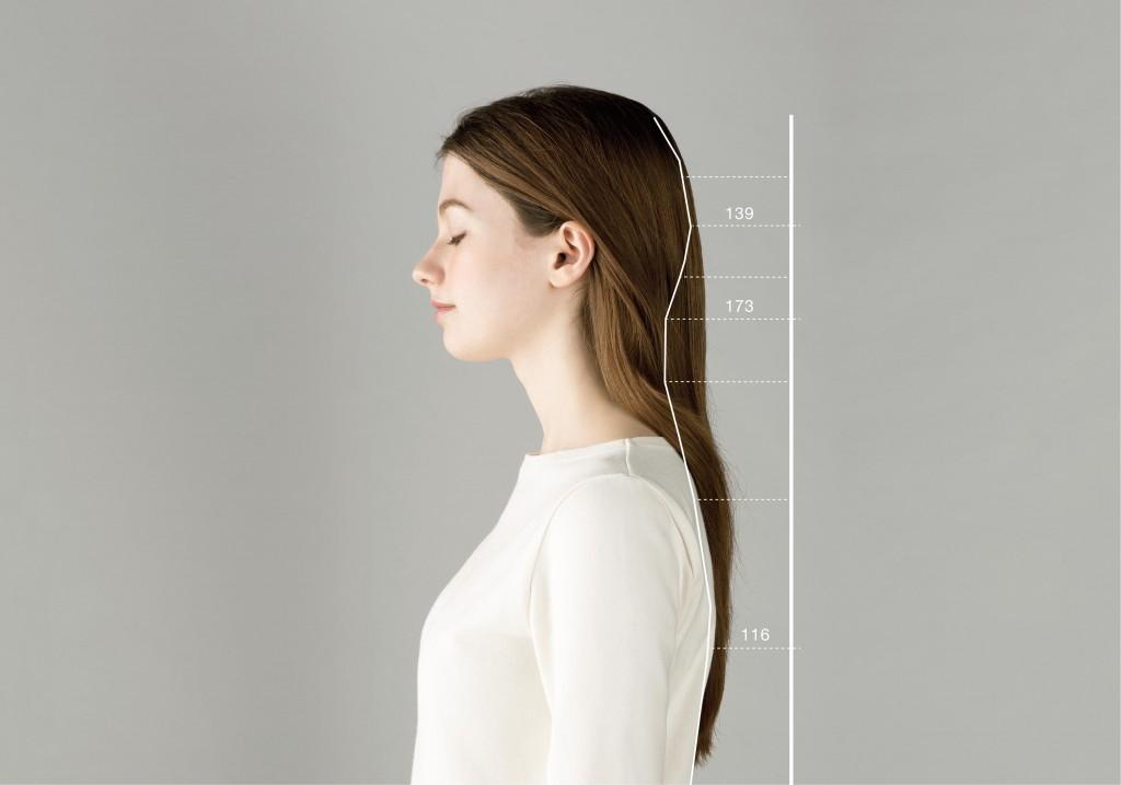 体型を計測し寝姿勢をきれいに保つ枕・マットレスをご提案します。