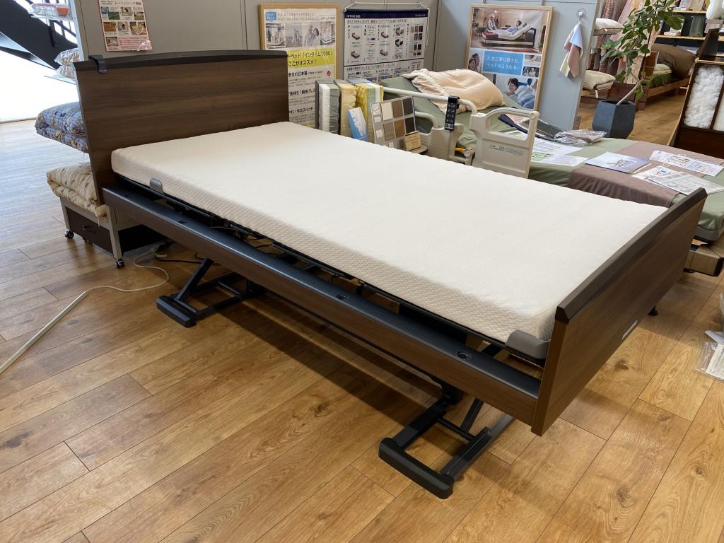 愛知県でインタイム3000のお試しなら、睡眠ハウスたかはらへ!1000、3000、アクティブスリープと展示しています。